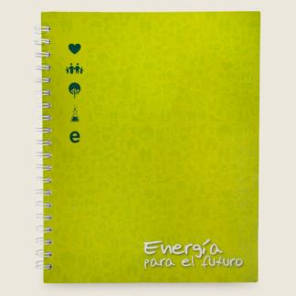Cuaderno tamaño carta