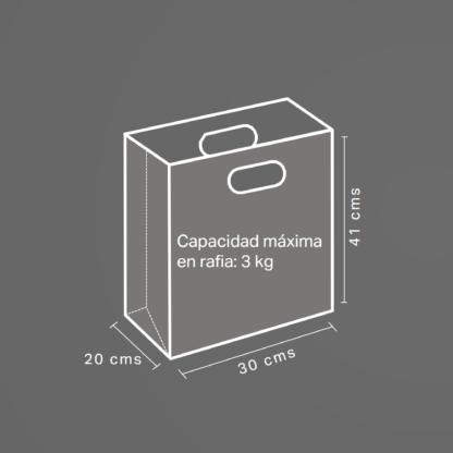 Bolsa ecológica eco 12 PP