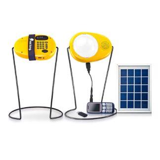 Linterna, radio y cargador de celular Sunking Boom