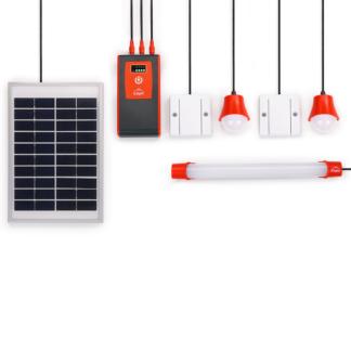 Kit Energía Solar D.light D330